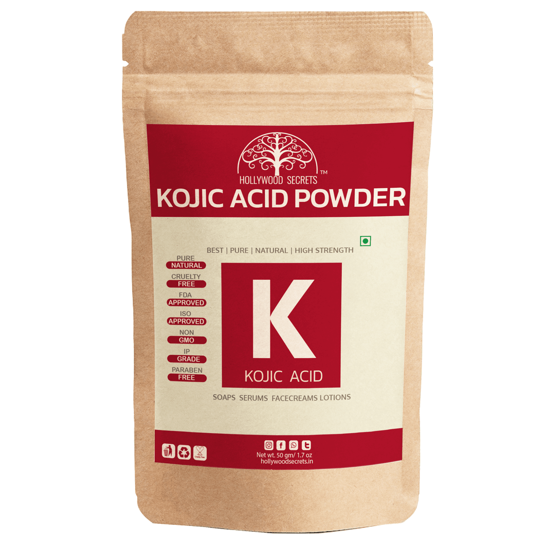 Pure Kojic Acid Powder 50gm
