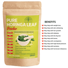Load image into Gallery viewer, Pure Moringa Leaf Powder (250 Gms)