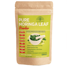 Load image into Gallery viewer, Hollywood Secrets Pure Moringa Leaf Powder