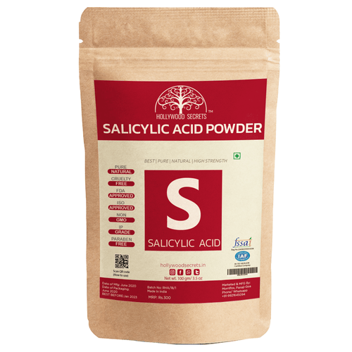 Pure Salicylic Acid Powder (100 Gms)
