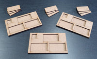 Sabot Mixed Infantry Tray Pack