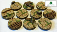 25mm Lost Continent (Bevelled)