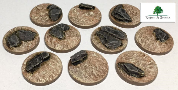 25mm Wild Lands (Bevelled)
