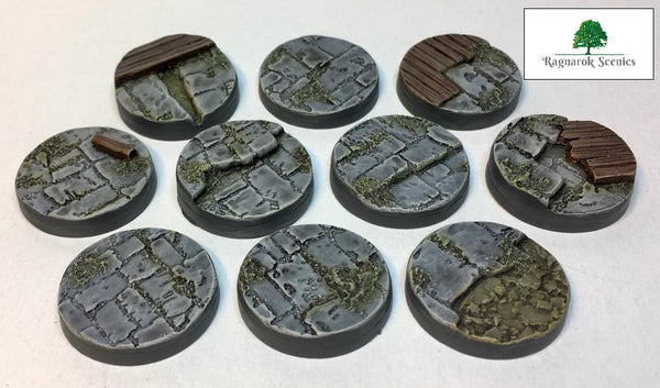 25mm Desolate Keep (Bevelled)