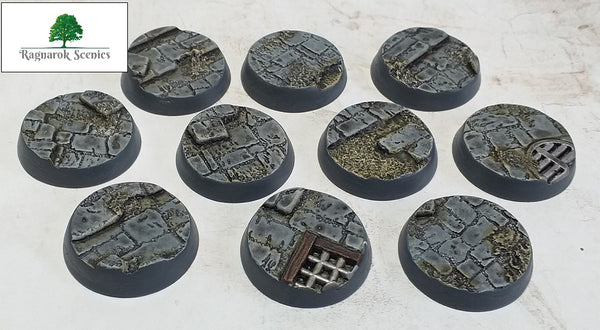 28mm Desolate Keep (Bevelled)