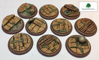 30mm Lost Continent (Small Lipped)