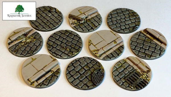 30mm Steampunk & Cobblestone #2 (Insert)