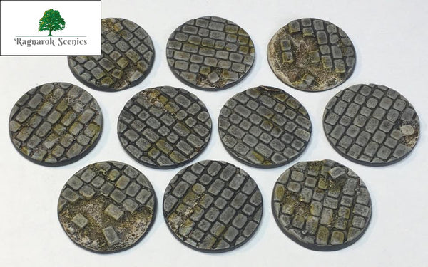 30mm Steampunk & Cobblestone #3 (Insert)