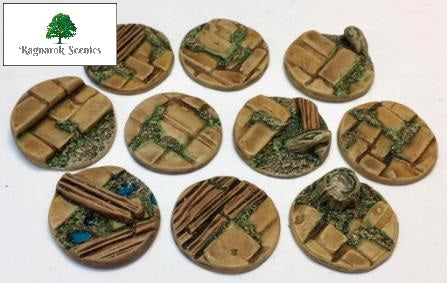 30mm Lost Continent (Insert)