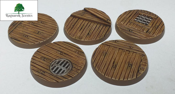 40mm Sea Dock (Bevelled)