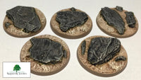 40mm Wild Lands (Bevelled)
