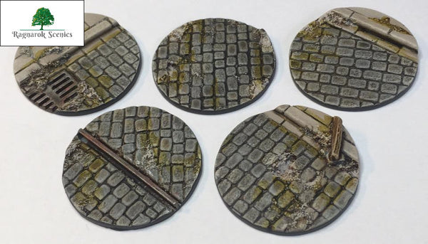 40mm Steampunk & Cobblestone #2 (Insert)