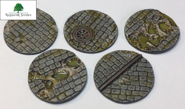 40mm Steampunk & Cobblestone #3 (Insert)
