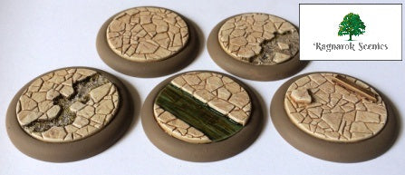 40mm Desert Stone (Lipped)
