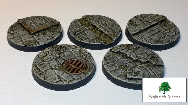 40mm Desolate Keep (Bevelled)