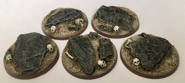 40mm Savage Lands (Bevelled)