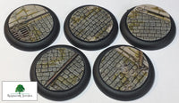 40mm Steampunk & Cobblestone #2 (Lipped)