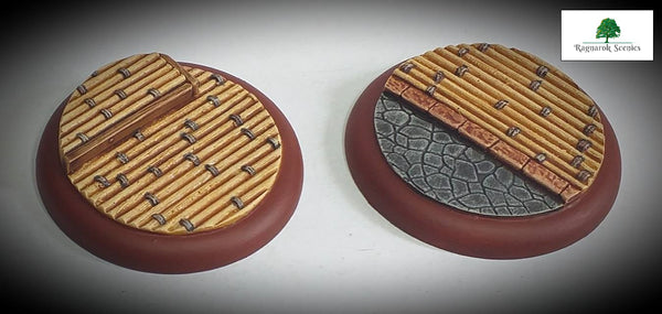 50mm Bamboo Dynasty (Lipped)