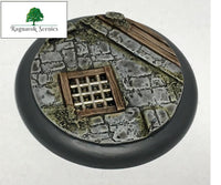 60mm Desolate Keep (Lipped)