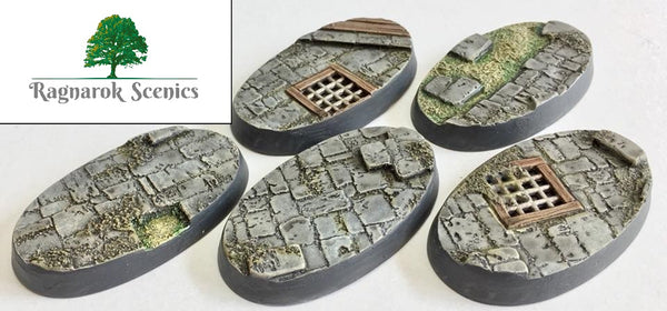 60x35mm Desolate Keep (Bevelled)