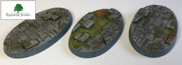 75x42mm Desolate Keep (Bevelled)