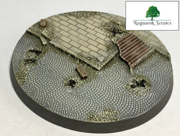 80mm Titan City #1 (Bevelled)