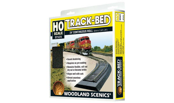 Track Bed Roll - HO Scale