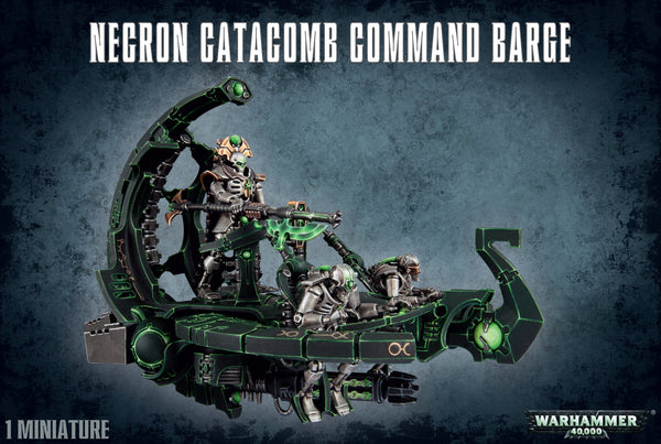 Catacomb Command Barge