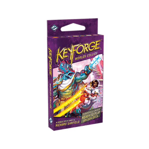 Keyforge Worlds Collide Booster