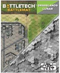 Battletech : Battle Mat Grasslands Lunar