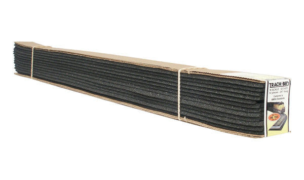 Track Bed Strips N Scale