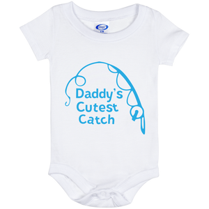 Cutest Catch Fishing Baby Onesies Boy