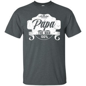 Papa The Man T-shirt