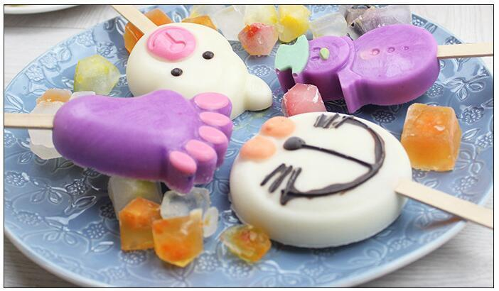 01 Cute Popsicle Molds