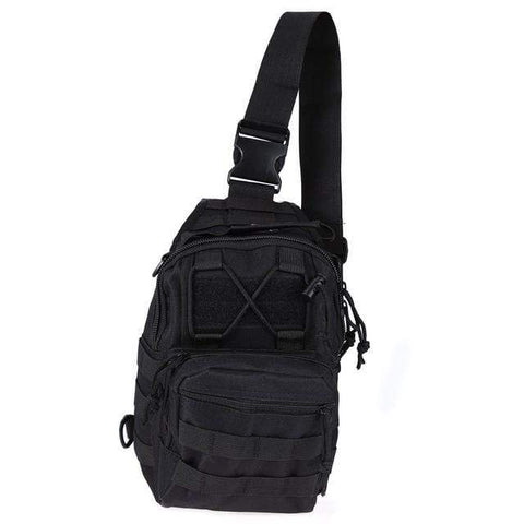02 Sling Shoulder Backpack