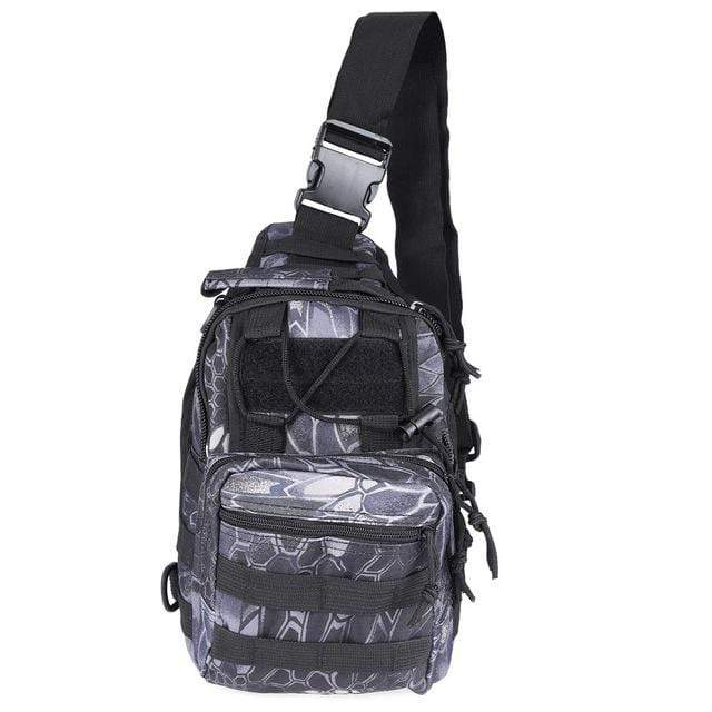 04 Sling Shoulder Backpack