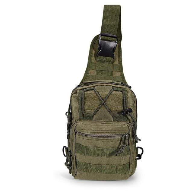 05 Sling Shoulder Backpack