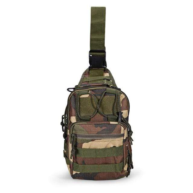 07 Sling Shoulder Backpack