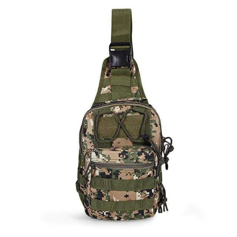 08 Sling Shoulder Backpack