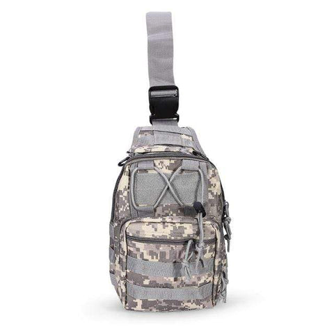09 Sling Shoulder Backpack