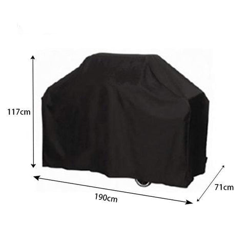 Image of 190x71x117cm Barbecue Grill Waterproof Cover