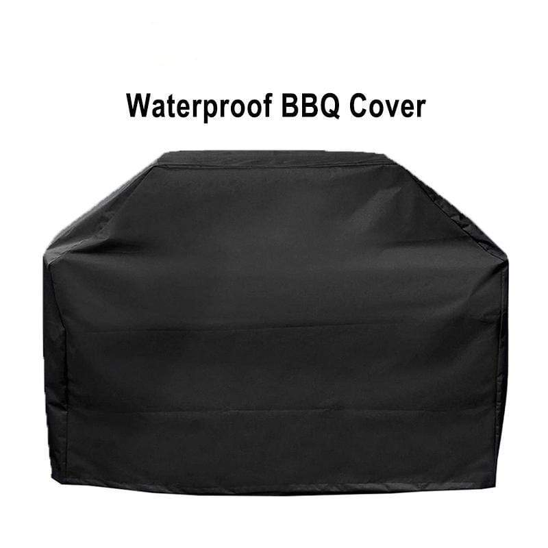 58x diameter 77cm Barbecue Grill Waterproof Cover