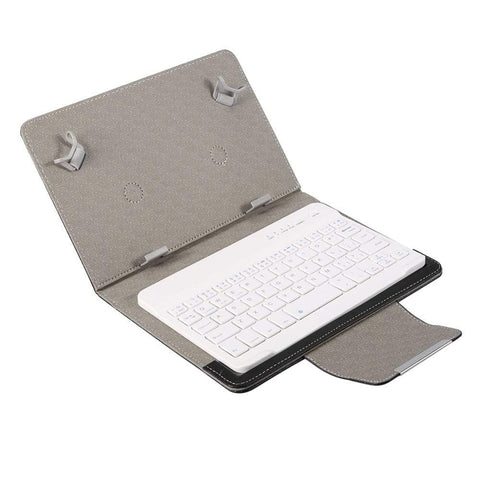 Image of 7 8 inch black Ipad Bluetooth Keyboard