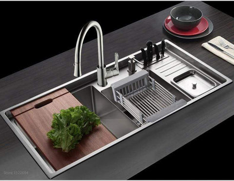 Image of Adjustable Sink Rack Adjustable Sink Rack