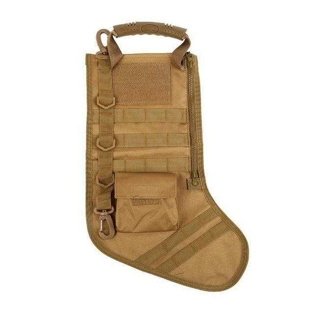 as the picture 2 Tactical Christmas Stocking