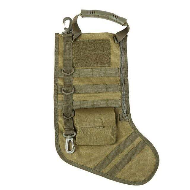 as the picture Tactical Christmas Stocking
