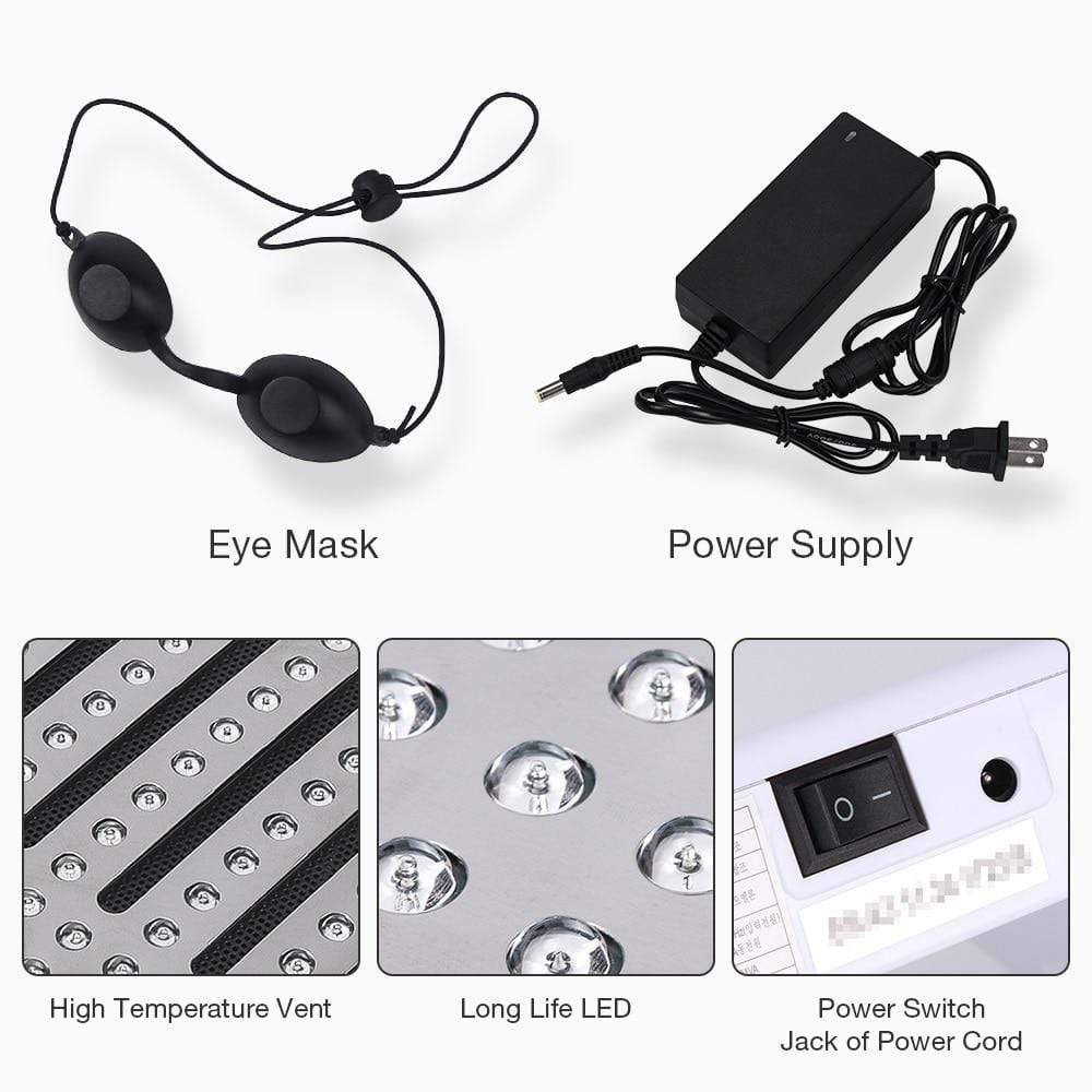 AU Plug Led Light Therapy LED Mask