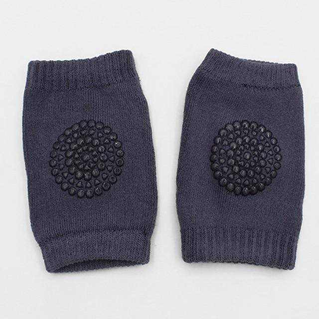 baby knee pads Dark Grey Baby Safety Knee Pads