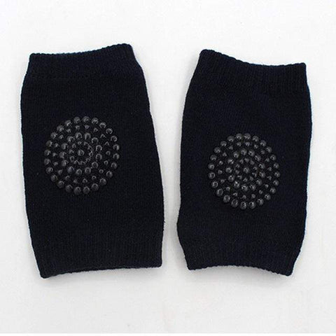 Image of baby knee pads deep blue Baby Safety Knee Pads