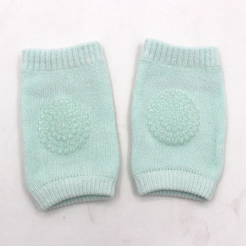 Image of baby knee pads Green Baby Safety Knee Pads
